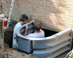 Wellcraft egress | Making fire-escape a breeze from basements