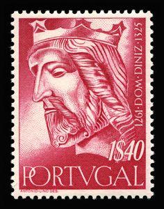 1$40 sss - Reis de Portugal da 1.ª Dinastia seria a última grande série impressa…