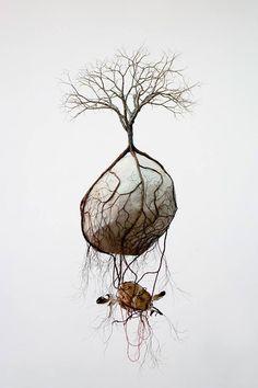 #ART - TREE SCULPTURES BY JORGE MAYET #goodmorning #tree #sculpture #photooftheday #followme #style #love #cool #follow4follow #followback