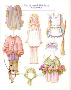 Magazine paper dolls - Lorie Harding - Picasa Webalbum