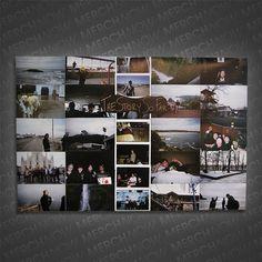 "Photo Collage 24x36"" Poster : PNE0 : MerchNOW"