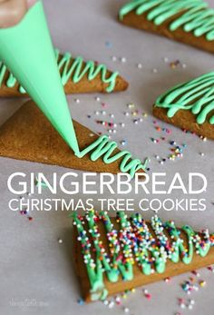 These are the perfect Christmas cookie!