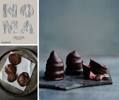Photo Recipes From Copenhagen Noma Dessert Chocolate