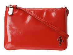 Cole Haan Jitney Mini Crossbody Black Patent - $98