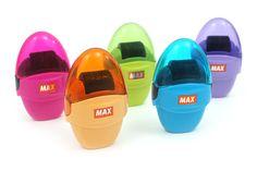 Max Korokoro Keshikoro Personal Information Protection Roller Stamp - Light Green - MAX SA-151R/LG
