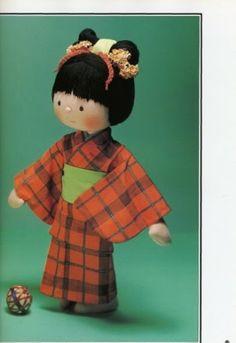 Poupée de chiffon EN explications en images pour les réaliser Storybook Dolls - chan eleen - Álbumes web de Picasa