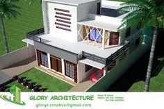 G-16 house elevation