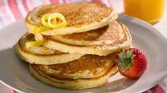 Diabetic Enjoying Food: LEMON-RICOTTA HOTCAKES