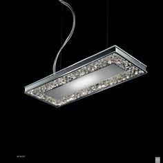 MalÉ Suspension Sp H 267 Chandeliers Suspensions Sil Lux Modern Lighting