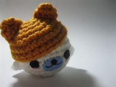 Mamegoma crochet