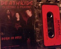 Deathkids - bleeding and praying / born in hell DEMO cassette tape metal thrash - http://music.goshoppins.com/cassettes/deathkids-bleeding-and-praying-born-in-hell-demo-cassette-tape-metal-thrash/