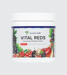 Vital Reds- Find out what Dr. Gundry says about his revolutionary formula that helps your body maintain higher energy levels and boost your immune system. Vital Reds Reviews, Vital Reds Gundry, Polyphenols Food, Lectin Free Diet, Healthy Soda, Lectins, Fat Burning Supplements, Soda Recipe, Plant Paradox