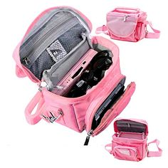 buy now £8.99 This Cool Pink travel bag has all the space you need for your games console and its accessories, and is an ideal solution whether you want to ...Read More