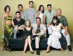 Beverly Hills 90210, the original... guilty pleasure...