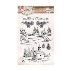 Studio Light Clear Stamps - Sweet Winter Season #STAMPSWS121
