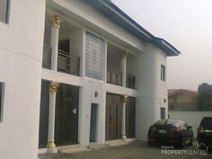 4 Beautiful 3 bedroom flats with Good Income in Bendel Estate, Warri 3 Bedroom Flat, Two Bedroom House, Real Estate Information, Homes, Flats, Type, Building, Outdoor Decor, Beautiful