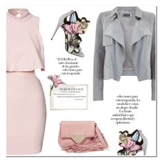 """""""Pure Radiance"""" by christinacastro830 ❤ liked on Polyvore featuring Mint Velvet, Pierre Hardy, Arco and Sara Battaglia"""