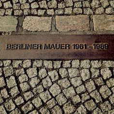 """Berlin's great wall """"the wall of shame"""" was torn down on November 9th 1989 giving way to freedom for Germany and unification of East and West Berlin."""