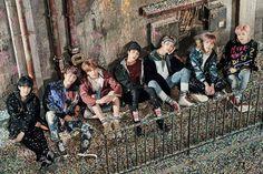BTS You Never Walk Alone Teaser — Group