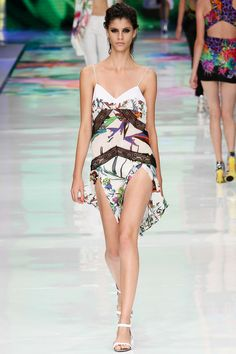 Just Cavalli | Spring 2014 Ready-to-Wear Collection | Style.com