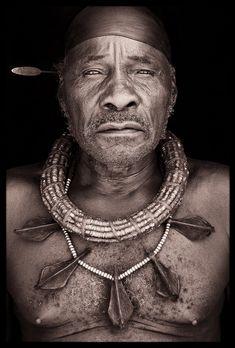 Kaokoland,The Himba, Africa, Portrait by John Kenny