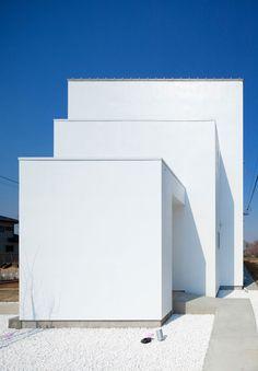 Kichi Architectural Design : Ripple house, Tsukubamirai, Japan