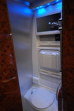 RV Shower Toilet Sink Combo
