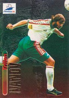 1998 Panini World Cup #11 Trifon Ivanov  Front