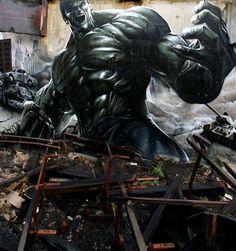 Hulk | Smug One