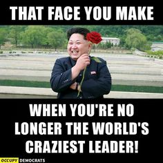 Dimwitted Donnie leads the world in one category