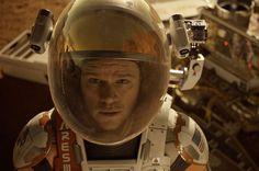 """In the history of Hollywood envisioning the future of space exploration, few, if any films have come as close to NASA's own goals at the time of the movie's release as Ridley Scott's """"The Martian."""" The 20th Century Fox film stars Matt Damon as an astronau"""
