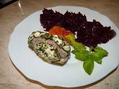 Nie ma jak u mamy...                www.przepismamy.pl: Polędwiczki z parowaru z serem feta