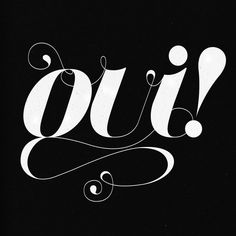Oui! by Friends of Type