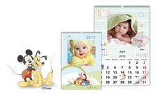 Calendario de Pared Disney Classic 30x45 cm