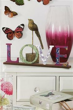Printed Love Word #mycosyhome