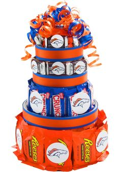 bronco candy cake! Next birthday cake for sure!!