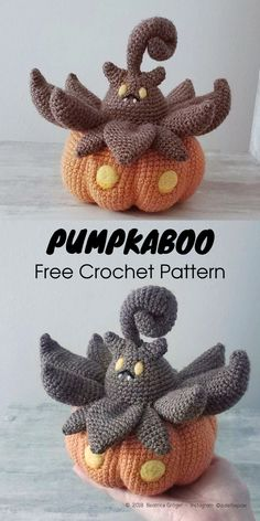 This crochet pattern includes step-by-step instructions, tips and photos illustrating the process. Kawaii Crochet, Cute Crochet, Crochet For Kids, Crochet Crafts, Crochet Projects, Crochet Geek, Crotchet, Pokemon Crochet Pattern, Crochet Amigurumi Free Patterns