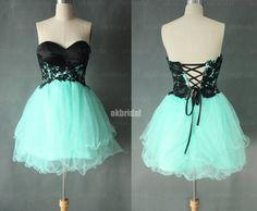short homecoming dress prom evening dress prom by okbridal on Etsy