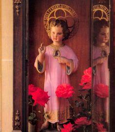 Cómo el Niño Jesús mismo fue guiando su devoción a través de los santos…