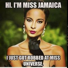 Los memes por eliminación de Miss Jamaica - Yahoo Celebridades México