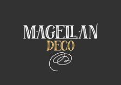 Magellan Deco by Anastasia Dimitriadi on @creativemarket