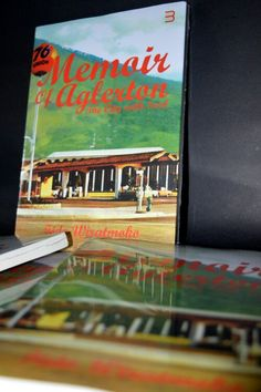"My first romance-fantasy novels ""Memoir of Aglerton"""