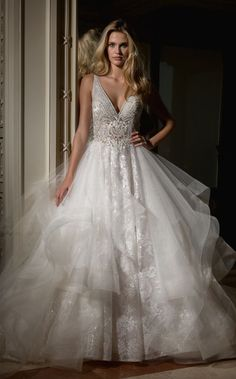 Featured Dress: Eve Of Milady; Wedding dress idea.