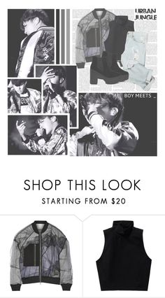 """""""Hip-Hop Lover--- BTS"""" by alicejean123 ❤ liked on Polyvore featuring 3.1 Phillip Lim, Talula and Truffle"""