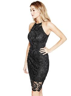 Robe en dentelle Freja at Guess Lace Dress, Strapless Dress, Dress Up, Mode Glamour, Guess Dress, Casual Looks, Passion For Fashion, Dresses For Sale, Shoulder Dress