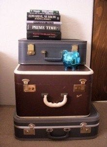 How To: Clean an Old Suitcase