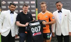 Wests Tigers NRL 07 Jersey