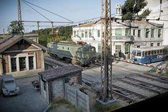 TrainScape: Paso a nivel de Peñuelas 12º