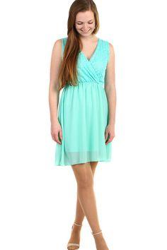 Krátké šifonové šaty s krajkou Summer Dresses, Products, Fashion, Moda, Summer Sundresses, Fashion Styles, Fashion Illustrations, Summer Clothing, Summertime Outfits