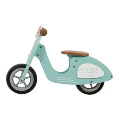 Wenn du ein ganz besonderes Laufrad für deinen kleinen Schatz suchst, dann ist das Holzlaufrad von Little Dutch genau das Richtige. Es ist in einem wunderschönen, zarten Mint designt und liebevoll und detailiert verziert. Mit so einem...
